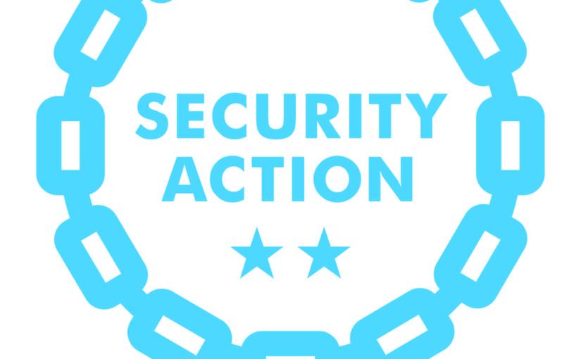 セキュリティ対策 自己宣言について